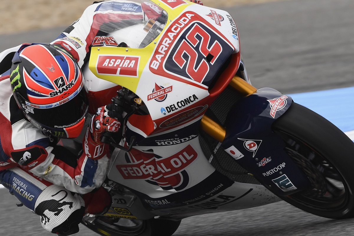 Lowes suma su segunda victoria consecutiva en Jerez
