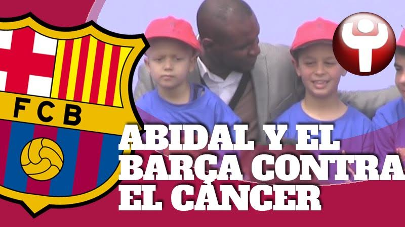Barça y Abidal