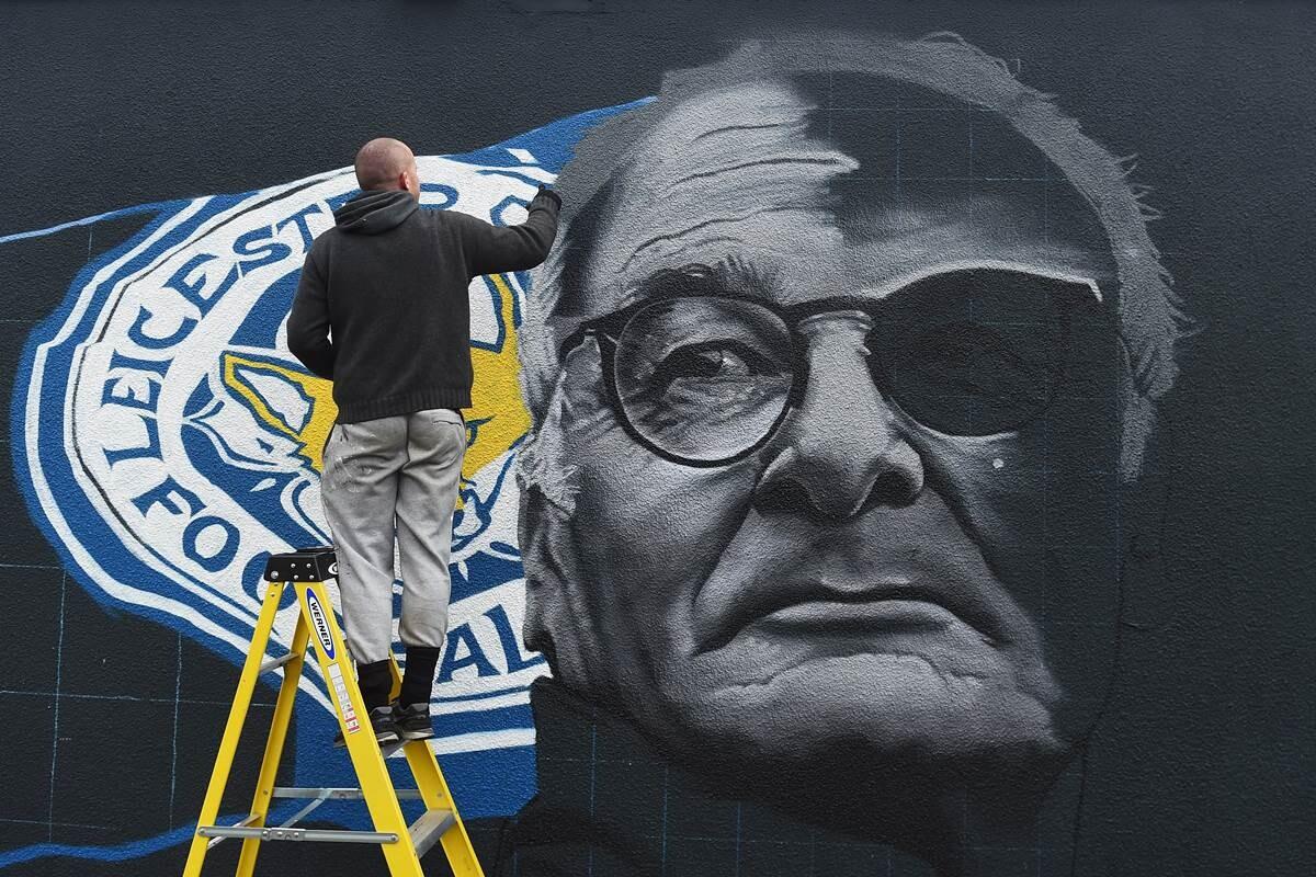 Ranieri sueldo