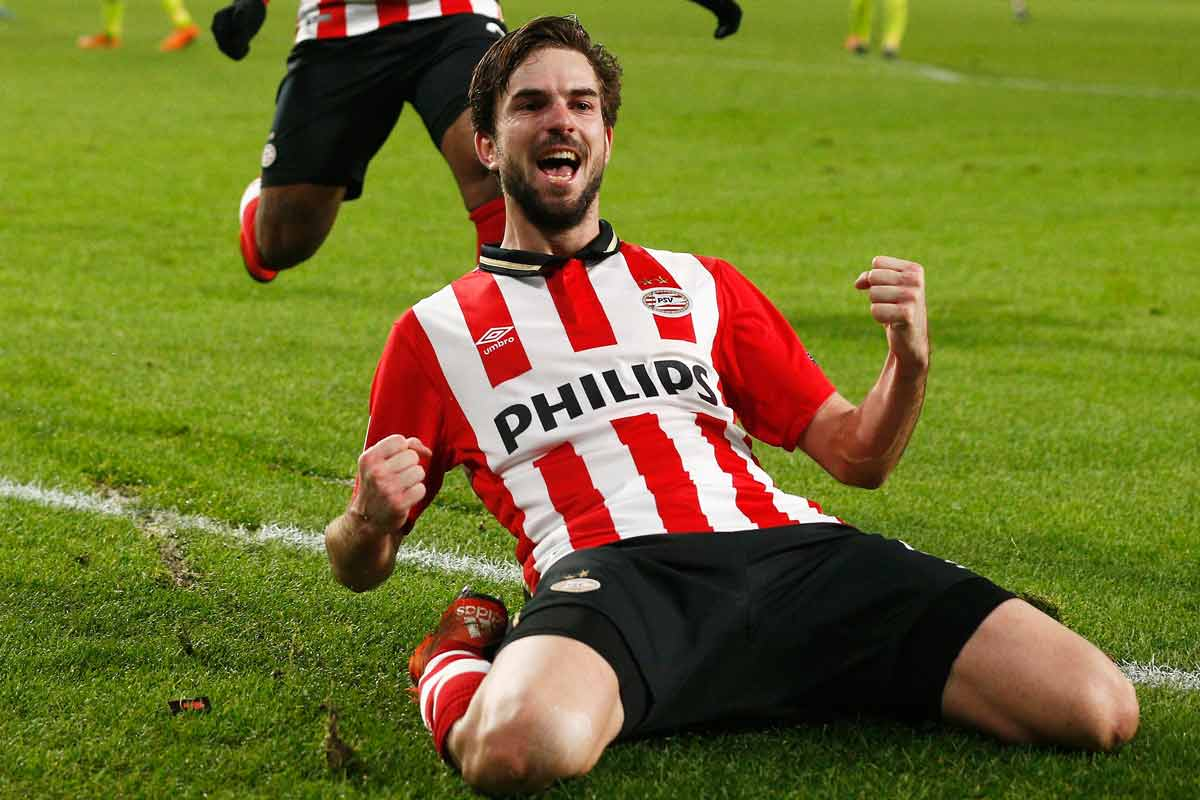 PSV, campeon de la Eredivisie