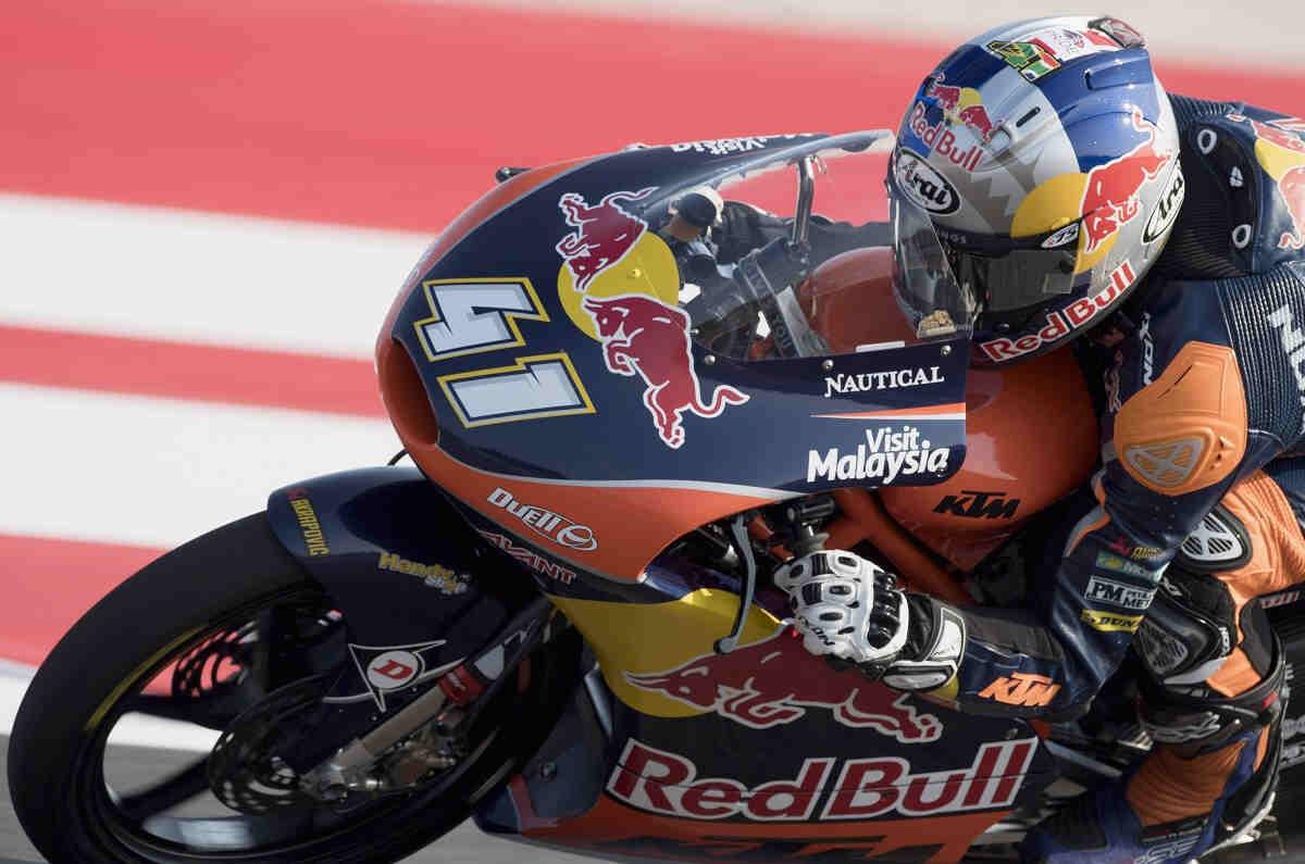 Binder deja prácticamente sentenciado el campeonato de Moto3 tras ganar en Misano