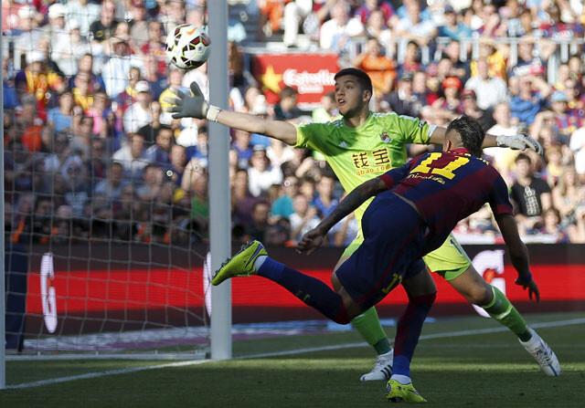 Barcelona - Real Sociedad, en directo