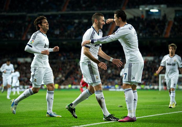 Real Madrid - Sevilla en directo