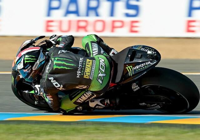 Bradley Smith en el GP de Francia