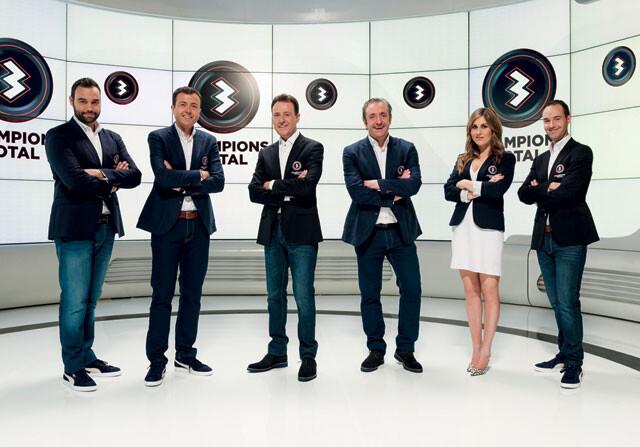Champions Total en Antena 3