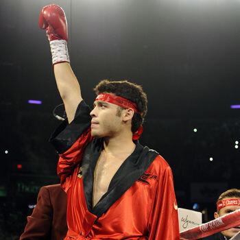 Chávez Jr, boxeador