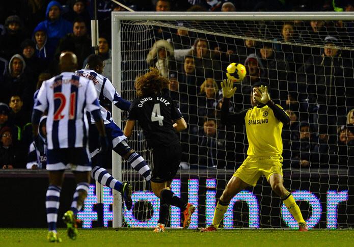West Bromwich Albion 1 - 1 Chelsea