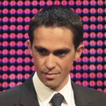 Alberto Contador, ciclista