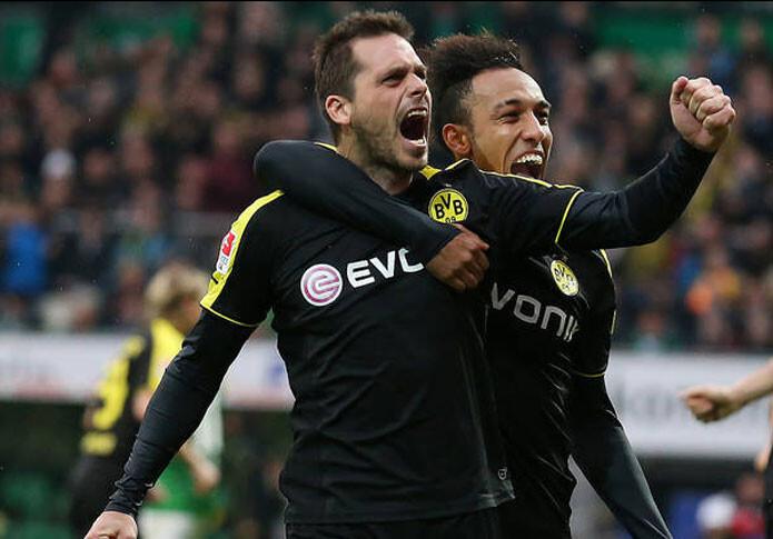 Werder Bremen 1-5 Borussia Dortmund