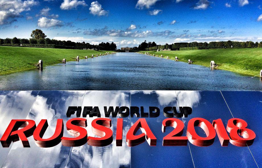 Cartel del Mundial de Rusia de 2018
