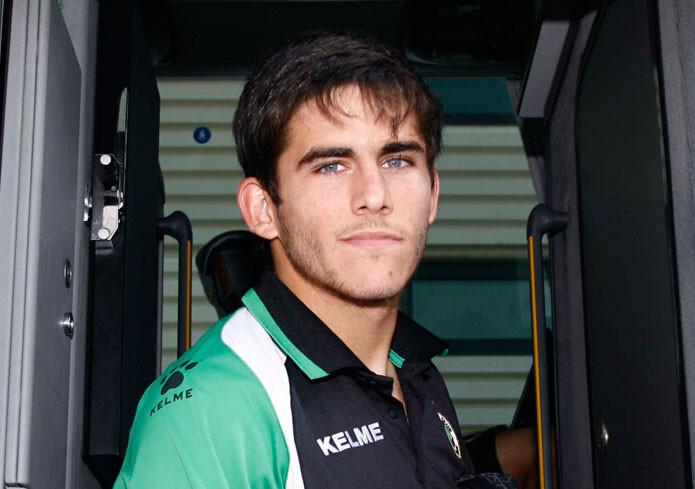 Jairo lidera al Racing de Santander con 19 años