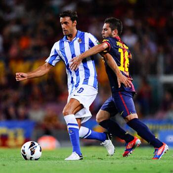 Real Sociedad - Barcelona en directo