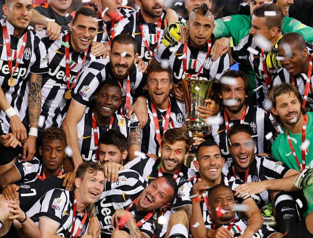La Juve conquista la Copa de Italia