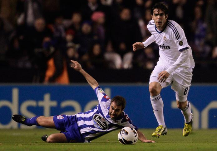 Deportivo - Real Madrid en directo