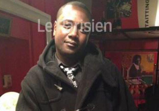 Souleyman, agredido en el metro de París
