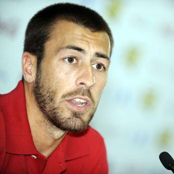 Antonio Luna, jugador del Sevilla