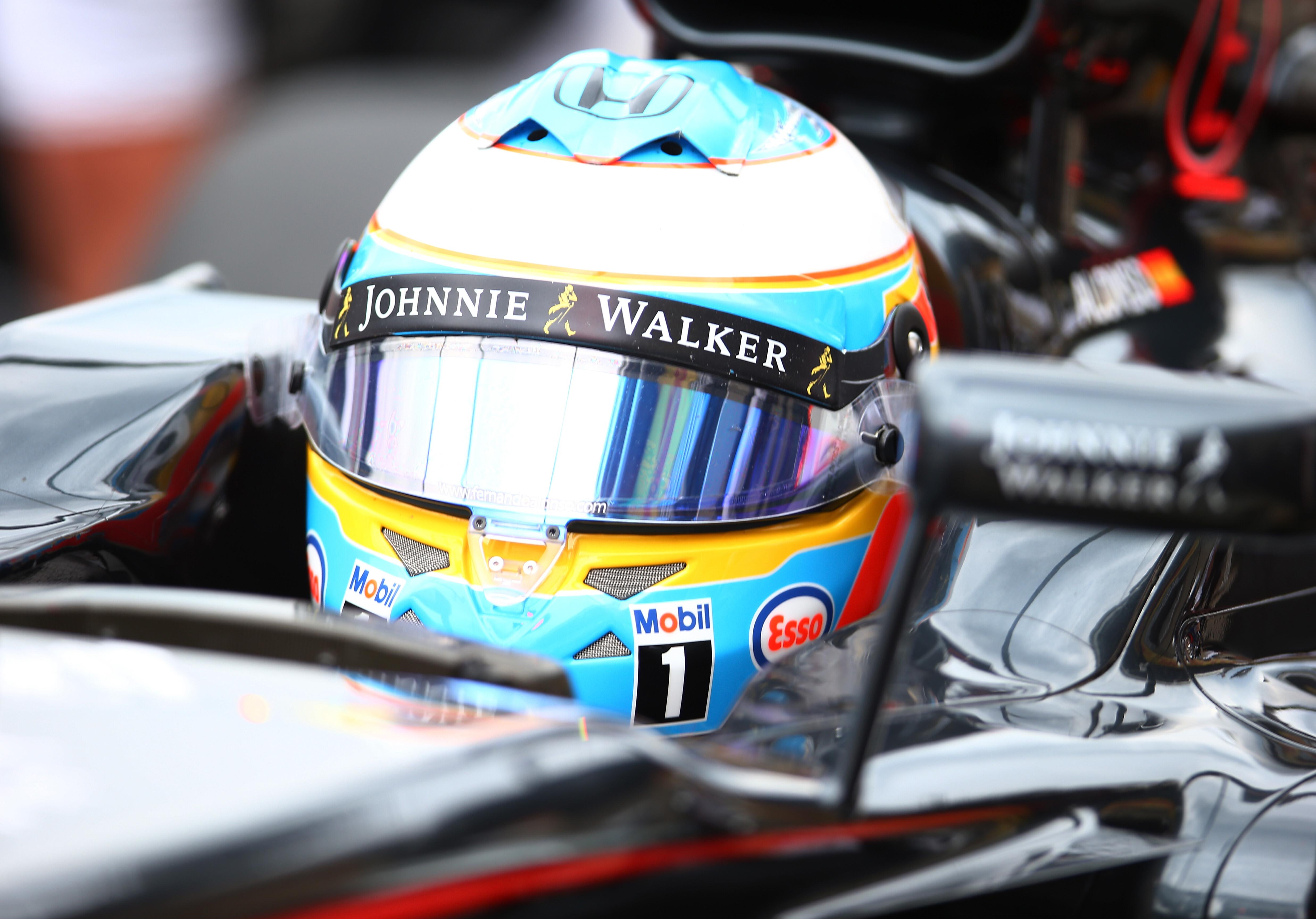 Alonso y McLaren