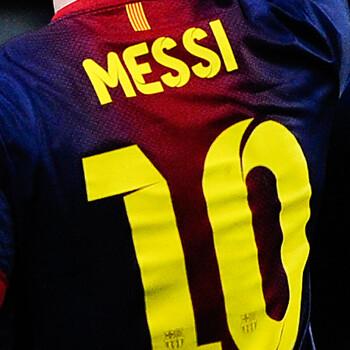 Messi pone la Liga en el bolsillo del Barça