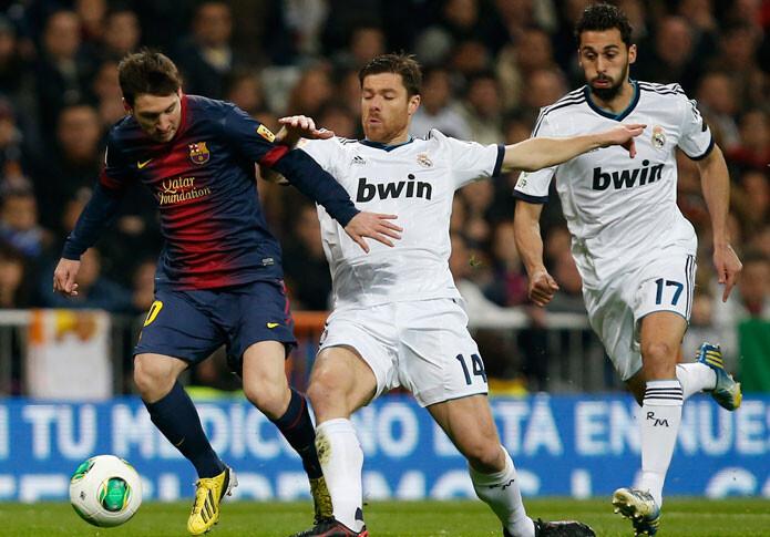 Real Madrid - Barcelona en directo