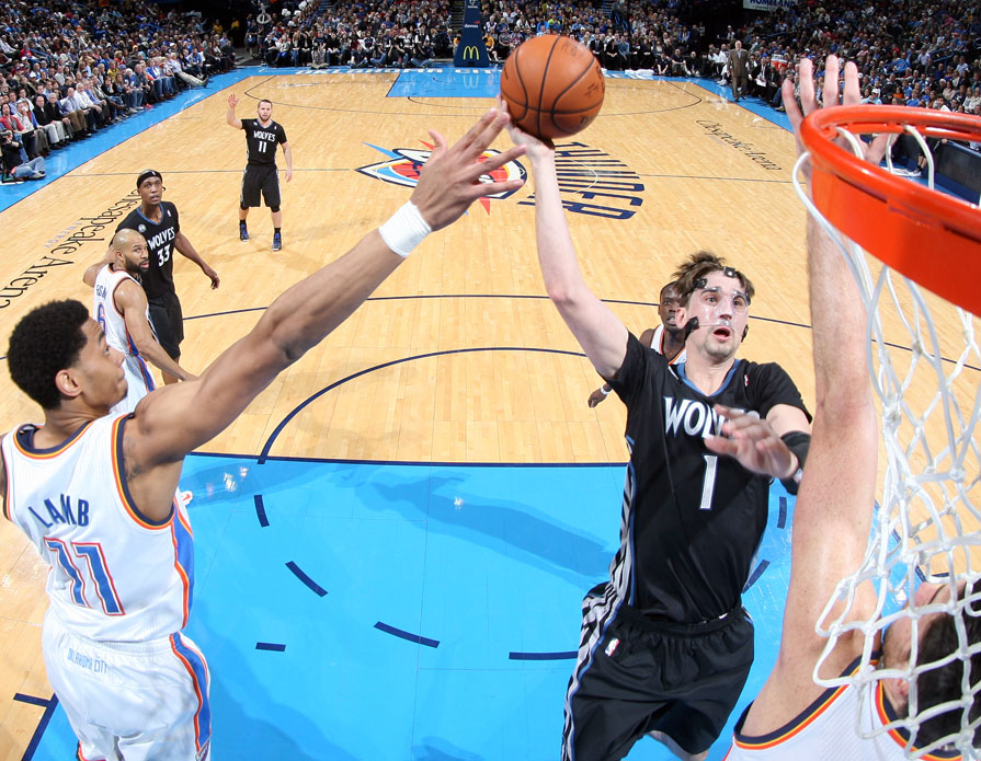 Minnesota Timberwolves y Oklahoma City Thunder