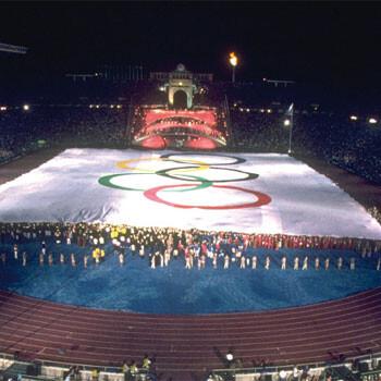 Juegos Olímpicos de Barcelona en 1992