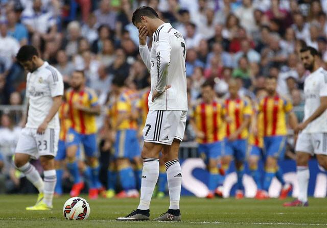 Real Madrid - Valencia en directo