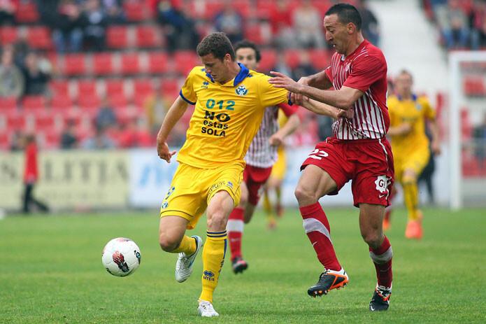 Oriol Riera, un goleador de primera