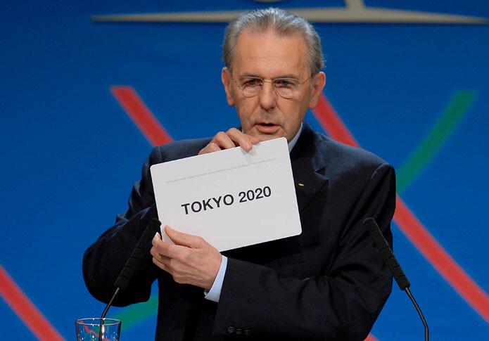 Tokio organizará los Juegos de 2020
