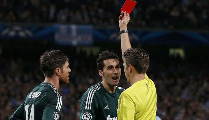 real madrid árbitros