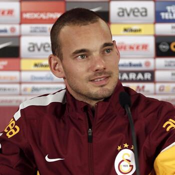 Sneijder, jugador del Galatasaray