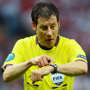 Ovrebo, De Bleeckere, Busacca, Frisk, Stark... entre los mejores árbitros del siglo XXI
