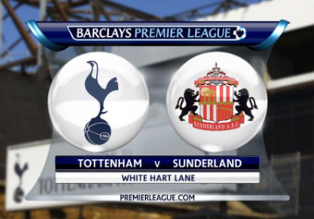 Tottenham 2-1 Sunderland