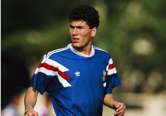 El joven Zidane